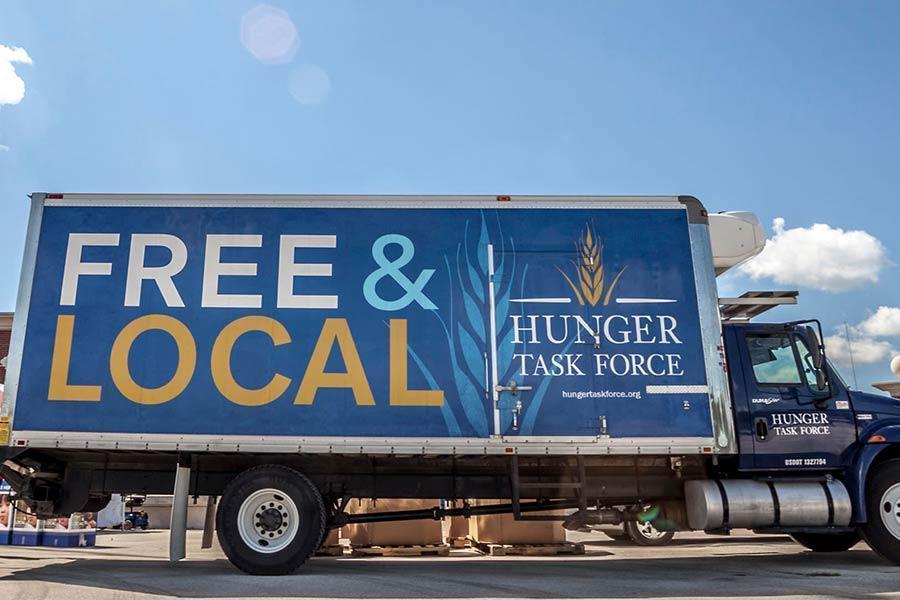 Image result for hunger task force