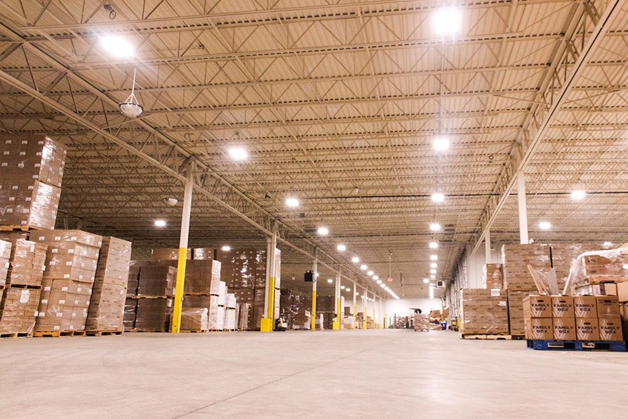 Hunger Task Force moves food bank operations to new headquarters