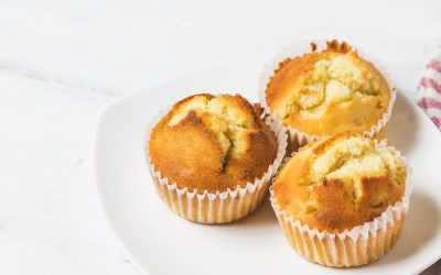 Banana Oat Muffins